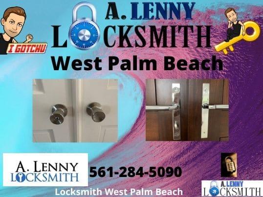 Locksmith Services Offered by West Palm Beach Locksmiths